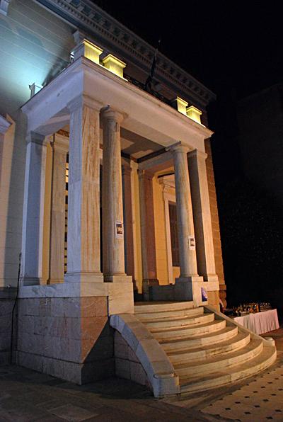 Αρχοντικό Κωνσταντόπουλου – Άργος (αρχείο Τσάγκος Αναστάσιος).