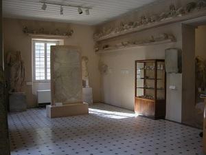 Προθάλαμος. Νότιο τμήμα. Φωτο: Δ΄ Εφορεία Προϊστορικών και Κλασικών Αρχαιοτήτων.
