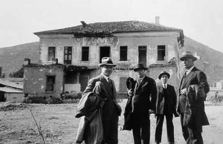 Οικία στρατηγού Δημήτρη Καλλέργη 1932.