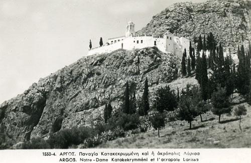 Ιερός Ναός Παναγίας της Κατακεκρυμμένης ή Πορτοκαλούσας Άργους