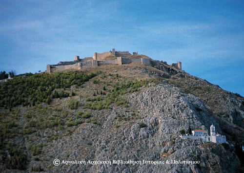 Κάστρο Άργους - The Castle or Argos