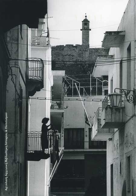 Willy Ronis - Ναύπλιο 1980