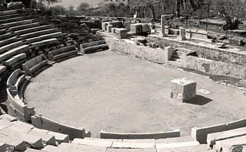Μικρό Θέατρο Αρχαίας Επιδαύρου