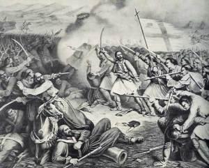 Η μάχη στο Μανιάκι