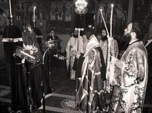 Α΄ Χαιρετισμοί εις την θεοτόκον. Ιερός Ναός του Αγίου Νικολάου Διδύμων 2009.