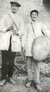 Οργανοπαίκτες Καρυάς, δεκαετία 1930