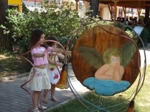 Γλυπτουργήματα – Έκθεση στο πάρκο του Άργους