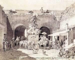 Ναύπλιο - Η Πύλη της Ξηράς