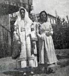 Η καθημερινή φορεσιά της Αργολιδοκορινθίας ( από το κάτω Μπέλεσι τουΆργους)