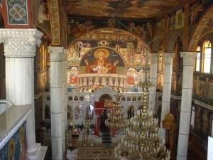 Ιερός  Ναός Ευαγγελίστριας