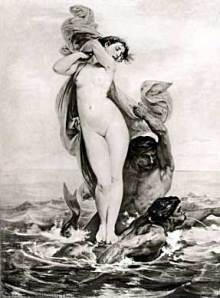 Αμυμώνη  του Félix-Henri Giacomotti