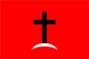 Η επίσημη σημαία του Λόντου.