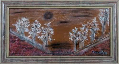 Έκθεση ζωγραφικής Μαρκέλλας Καπογιάννη