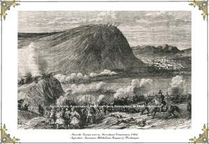 Σκηνή από τη Ναυπλιακή Επανάσταση, 1862.