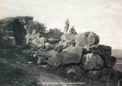 Τίρυνθα - Frederic Boissonnas 1903