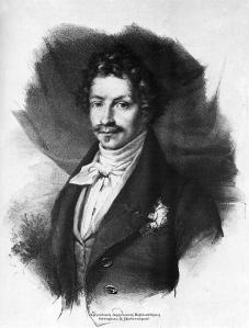 Ludwig I of Bavaria, ca 1830