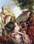 «H θυσία της Ιφιγένειας», έργο του Giovanni Battista Tiepolo (18οςαιώνας).