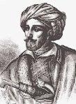 Ιωάννης Μακρυγιάννης, ξυλογραφία του Α.Τάσσου.