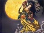 Η θεά Τσανκ Ε, ο μύθος της οποία παρουσιάζει πολλές ομοιότητες με το δικό μας μύθο τηςΠανδώρας.