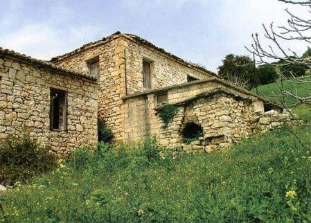 Παραδοσιακή οικία στο Βρούστι Άργους