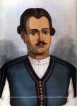 Εμμανουήλ Ξάνθος, ξυλογραφία του 19ουαι.