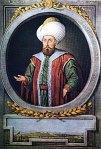 Ο Σουλτάνος Μουράτ Α΄, ιδρυτής τωνΓενιτσάρων.