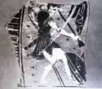 Εικ. 7. Θραύσμα 1 του Επινήτρου της Ελευσίνας. Μουσείο Ελευσίνας, αρ. 465 και παλαιός αρ.907.