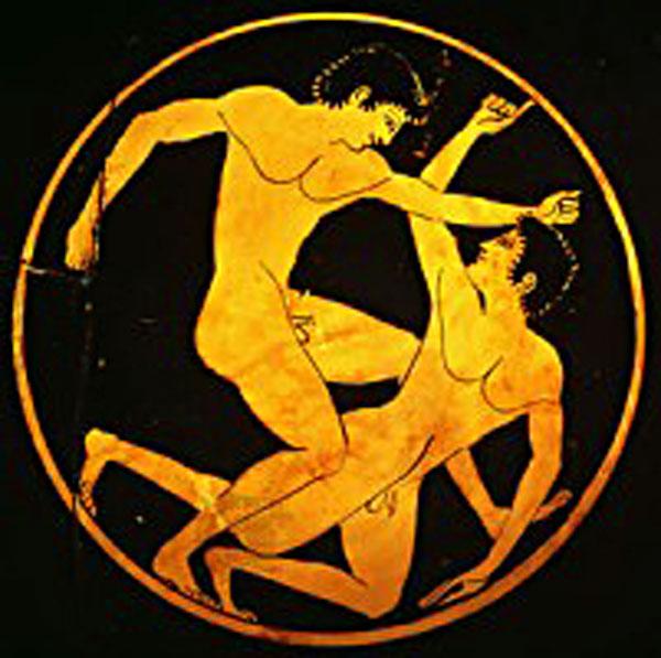 Αθλητές που χρονολογούνται από αθλητές