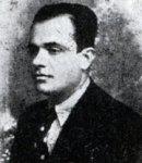 Ο Μαέστρος Β. Χαραμής,1937.
