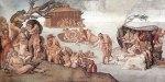 «Ο Κατακλυσμός», έργο του Μηχαήλ Άγγελου στην Καπέλα Σιξτίνα,1508-1512.