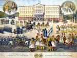 Karl Haupt, δεκαετία 1900, Αθήνα, 3η Σεπτεμβρίου 1843, η Aνακήρυξις τουΣυντάγματος.