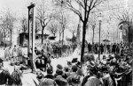 Εκτέλεση στο Παρίσι (Place de la Roquette),1857.