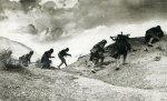 Έλληνες στρατιώτες στο αλβανικόμέτωπο.