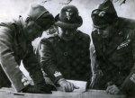 Ο Μουσολίνι και ο Καβαλλέρο προετοιμάζουν τη μεγάλη επίθεση, Μάρτιος1941.