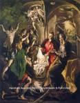 Η Προσκύνηση των Ποιμένων (περ. 1610). Ελ Γκρέκο, Λάδι σε μουσαμά, Νέα Υόρκη, ΜητροπολιτικόΜουσείο.