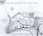 Κάτοψη του Ναυπλίου, γύρω στο1862