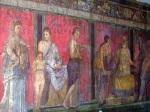 Τοιχογραφία σπιτιού στηνΠομπηία