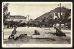 Ναύπλιο. Η πλατεία Συντάγματος,1933.