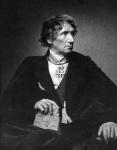 Λέο φον Κλέντσε, φωτογραφία του Franz Hanfstaengl,1856