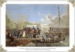 Η αποβίβαση του Όθωνα και του βαυαρικού στρατού στο Ναύπλιο το1833.