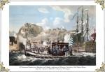 Η Διοικητική Επιτροπή του Βασιλείου της Ελλάδας υποδέχεται τον Όθωνα στο Ναύπλιο,1833.