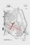 Καποδιστριακό σχέδιο της πόλεως του Άργους, από τον μηχανικό DeBorroczun.