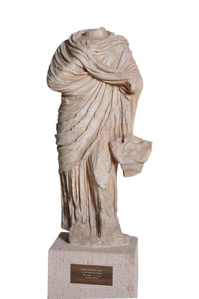 Άγαλμα Μούσας