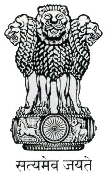 Το σύμπλεγμα των «Λεόντων του Ασόκα» το οποίο χρησιμοποιείται στη σύγχρονη εποχή ως σύμβολο της Ινδίας.