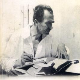 Νίκος Καζαντζάκης. Δημοσιεύεται στο Περιοδικό «Δέντρο», τεύχος 155-156, Μάιος 2007.