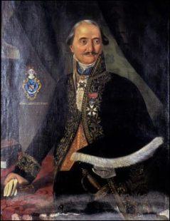 """Διονύσιος Ρώμας. Την άνοιξη του 1815 ο Ρώμας ως Μέγας Διδάσκαλος του τεκτονισμού ίδρυσε στη Ζάκυνθο Στοά με το όνομα """"Αναγεννηθείς Φοίνιξ""""."""