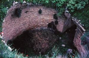 Ο τάφος της Παναγίτσας