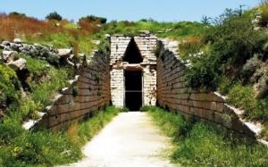 Ο τάφος της «Κλυταιμνήστρας»