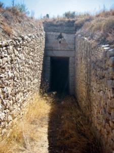 O Tάφος των Δαιμόνων