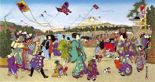 Οι χαρταετοί έκαναν την εμφάνιση τους στην Κίνα πριν από 3.000 χρόνια.